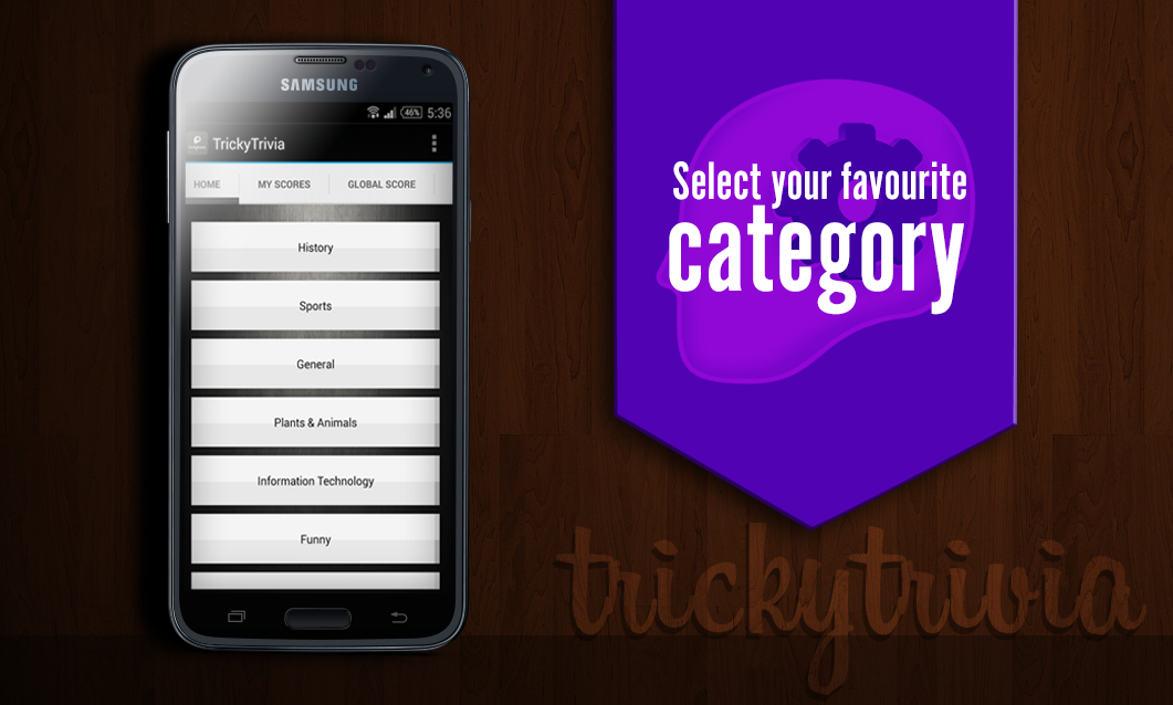 TrickyTrivia - GK Quiz 2016- screenshot