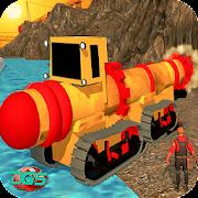 Tunnel Construction Simulator:Mega Construction 3D