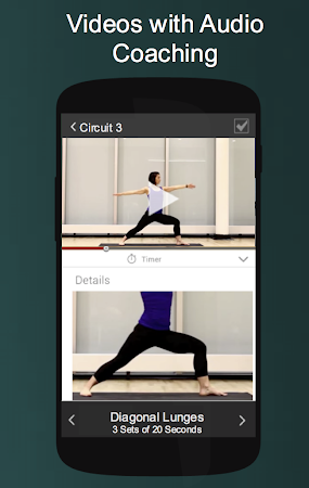 Yoga & Pilates Conditioning 3.5.1 screenshot 1166849