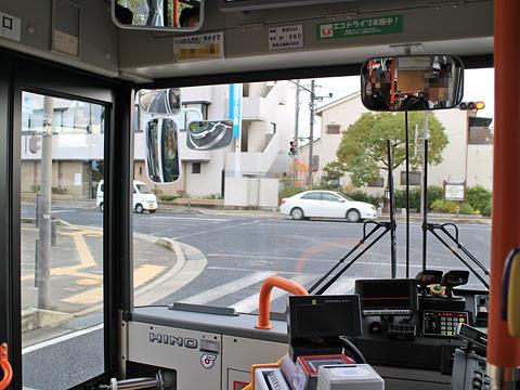 奈良交通「八木新宮線」 ・960 車窓 その1