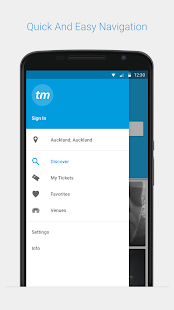 Ticketmaster NZ Event Tickets- screenshot thumbnail