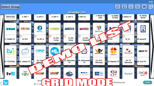 ULTIMATE IPTV Plugin-Addon 3.22 screenshots 2