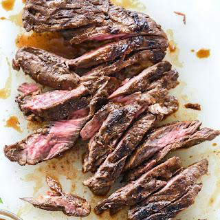 Easy Asian Steak Marinade.