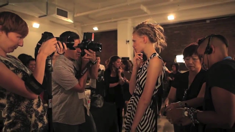 Video: MADE FASHION WEEK S/S11 Mash-Up Video