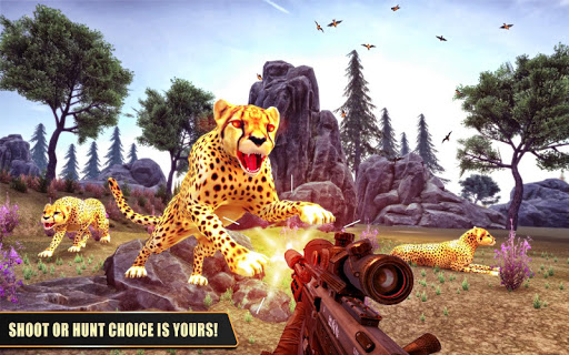 Wild Hunting 3d:Free shooting Game 1.0.9 screenshots 5