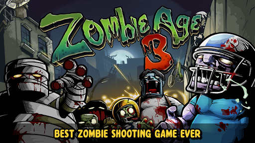 Zombie Age 3: Shooting Walking Zombie: Dead City - screenshot