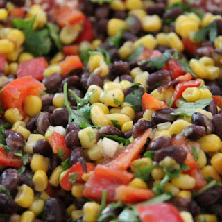 Ultimate Summer Bean Salad