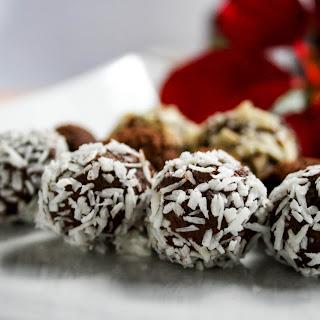 Vegan Sugar-Free Truffles