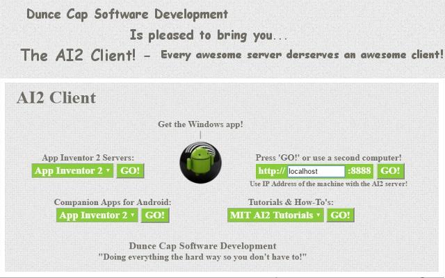 AI2 Client