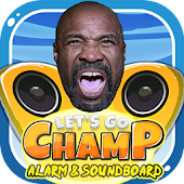 Lets Go Champ Alarm Soundboard