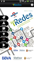 Screenshot of iRedes 2015
