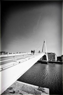 Sul ponte di Cristina Rocca
