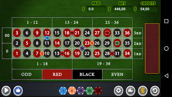 Upos Roulette Casino - náhled