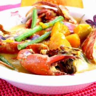 Crab Coconut Milk Recipes