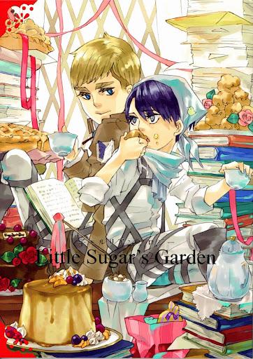 Shingeki no Kyojin - Little Sugar's Garden (Doujinshi Anthology)
