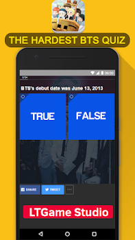 The Hardest BTS Kpop Quiz