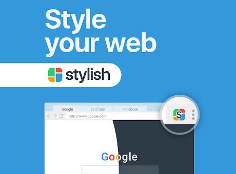 Stylish - Custom themes for any website