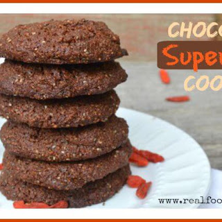 Chocolate Superfood Cookies