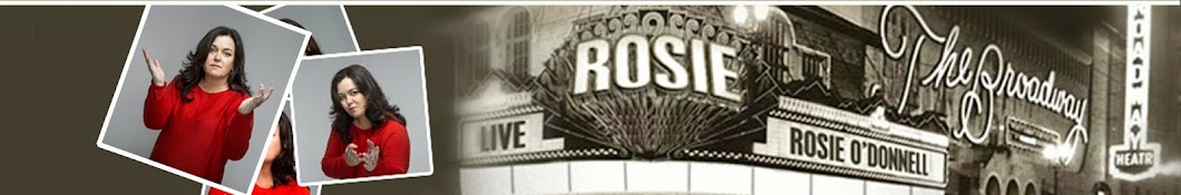 Rosie O'Donnell Banner