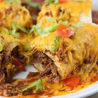 Smothered Burritos.