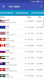 FinansAyQu - Dolar Altın Borsa & Bitcoin - AltCoin - náhled