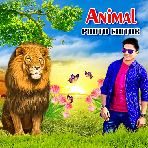 Animal Photo Editor Aplikasi Di Google Play