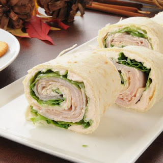 Wrap It Up With This Simple Turkey Wrap