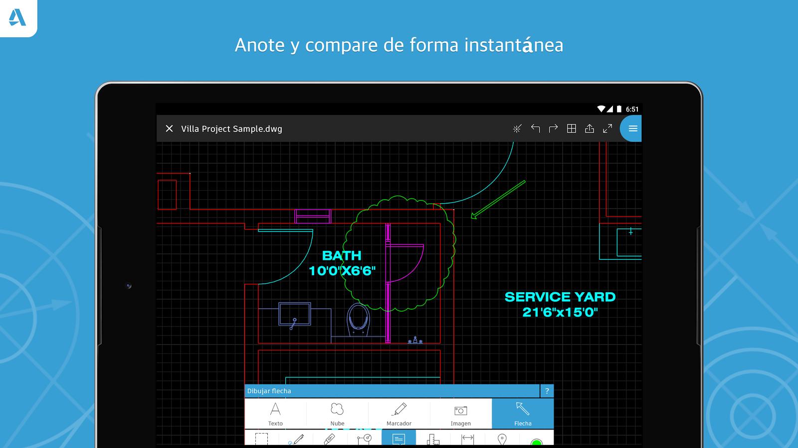 AutoCAD  Editor DWG  Aplicaciones de Android en Google Play