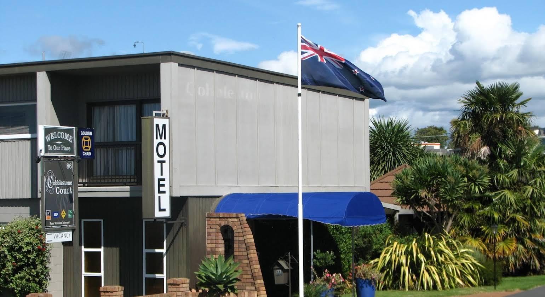 Cobblestone Court Motel