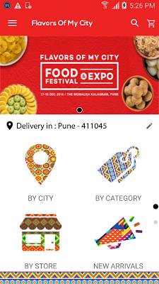 Flavors of My City - screenshot