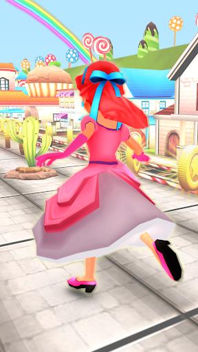 Princess Run Game apkpoly screenshots 8