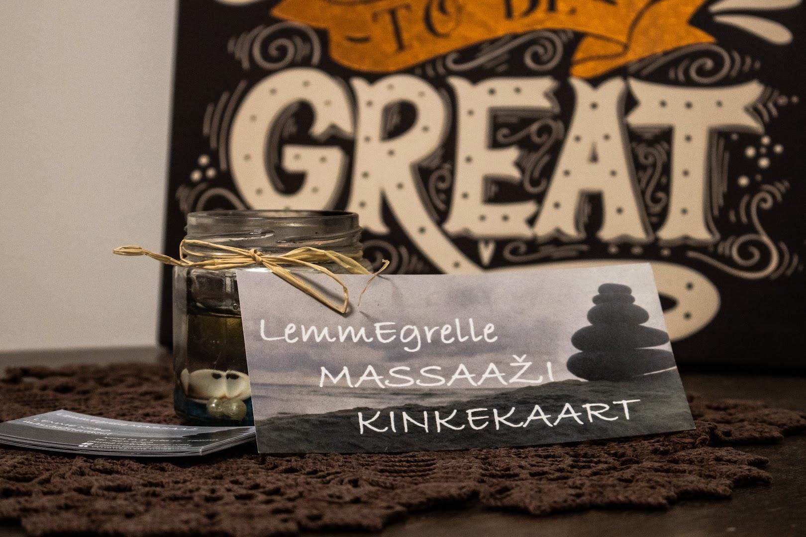 Egrelle Kinkekaart