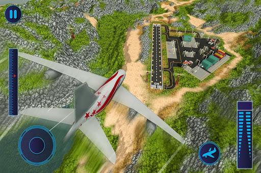 Airplane flight Simulator: Airplane Games 2020 apkpoly screenshots 1