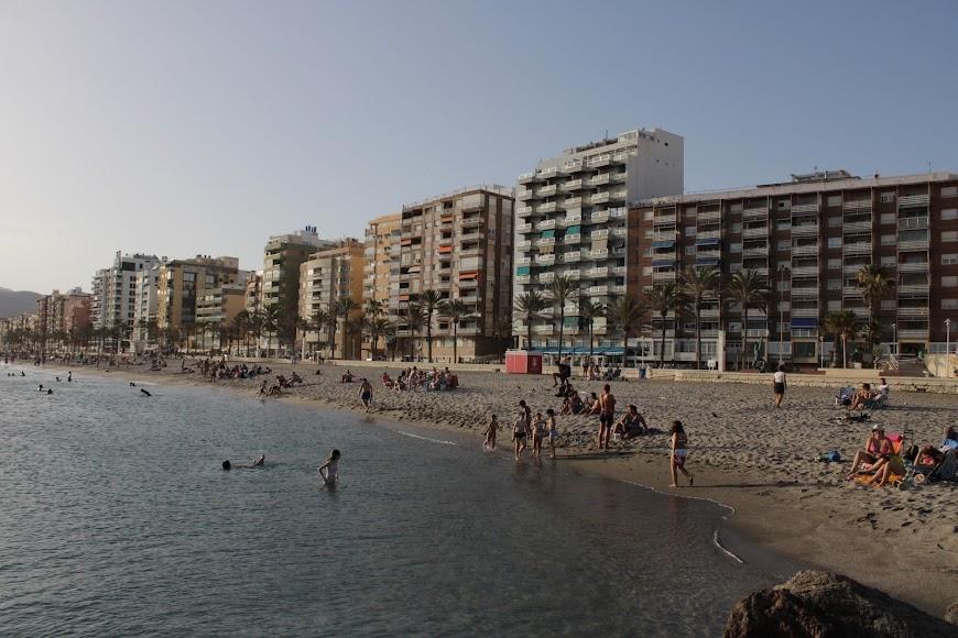 Apertura de las playas de la ciudad.
