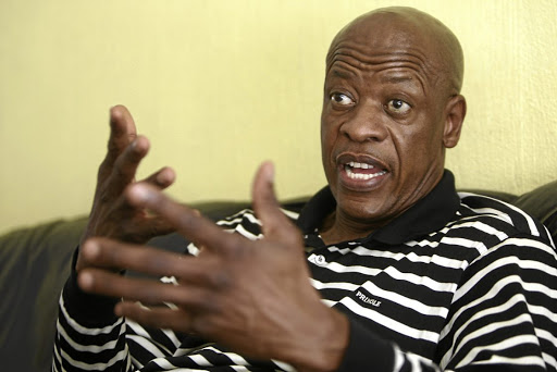 The People's Poet Mzwakhe Mbuli disputes that he owes the taxman over R700k.