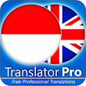 Indonesian English Translator ( Text to Speech ) icon