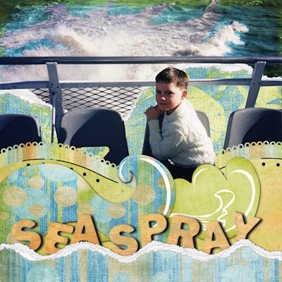 Sea Spray 600