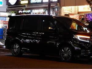 ステップワゴン  SPADA-HYBRID  G-EX   のカスタム事例画像 ゆうぞーさんの2018年12月14日22:56の投稿