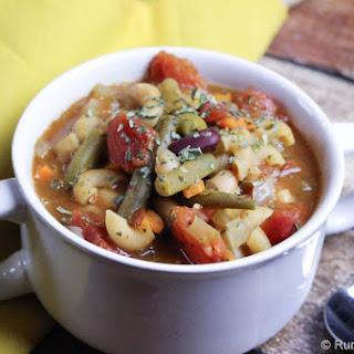 Tomato Macaroni Soup Crock Pot Recipes