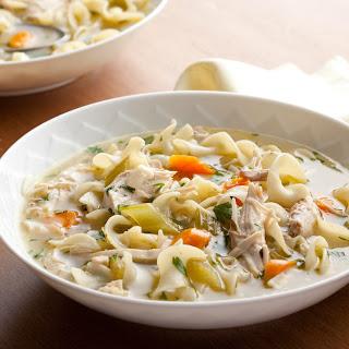 Hearty Chicken Stew