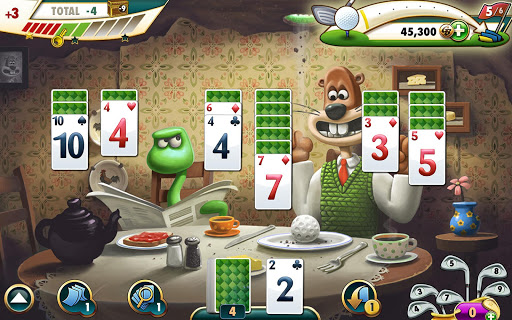 Fairway Solitaire screenshot 09