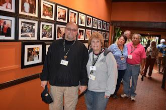 Photo: Mike and Kim Bovero