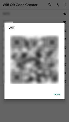 [ROOT] Wifi QR Code Creator & Info (+ xposed) 0.2.0 screenshots 2