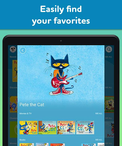 Amazon FreeTime Unlimited: Kids Shows, Games, More 2.0.0.203376 screenshots 13
