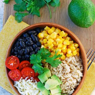 Vegetarian Rice Bowls Recipes.