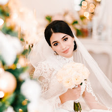 Wedding photographer Yuliya Kutafina (YuliaKutafina). Photo of 21.12.2017