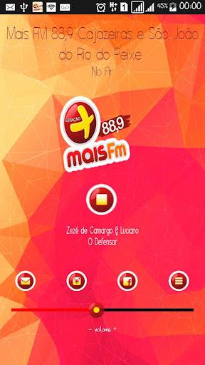 Rádio Mais FM 88 9 Cajazeiras