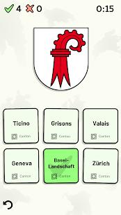 Swiss Cantons Quiz