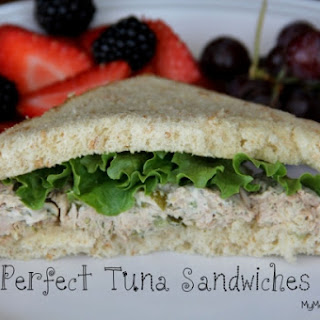 The Best Tuna Sandwiches.