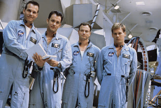 Photo: The 1995 Best Picture nominee ÒApollo 13Ó will be the next film screened as part of the Academy of Motion Picture Arts and SciencesÕ ongoing ÒGreat To Be NominatedÓ series.  The dramatic story of the 1970 lunar landing mission will screen on Monday, May 5, at 7:30 p.m. at the AcademyÕs Samuel Goldwyn Theater.  Pictured Here: Bill Paxton, Tom Hanks, Gary Sinise, and Kevin Bacon as they appear in APOLLO 13, 1995.